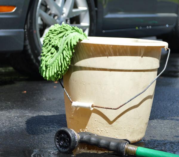Always Wash Car Before Wax