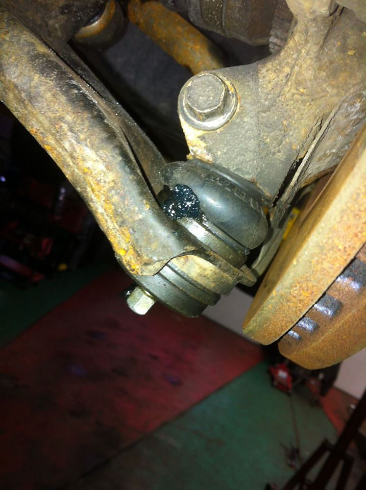 ball joint, ford edge, control arm
