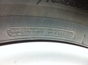 load rating, tire, weight limit