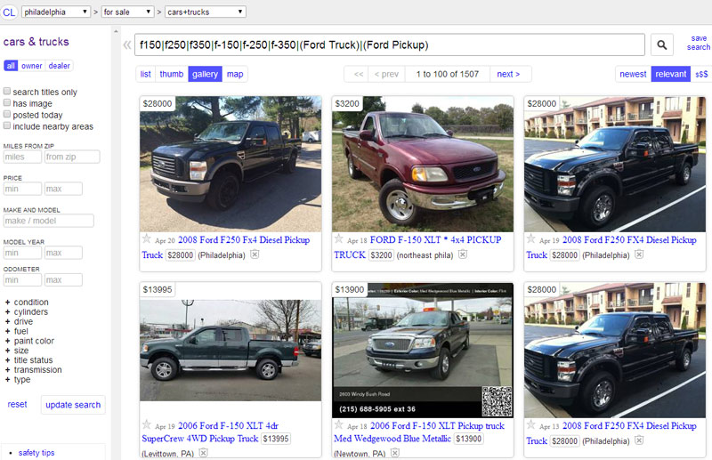 Craigslist Search Tips Find What You Are Looking For Faster