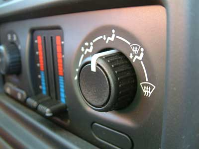 Overuse of your heater can have an effect on your car's gas mileage.